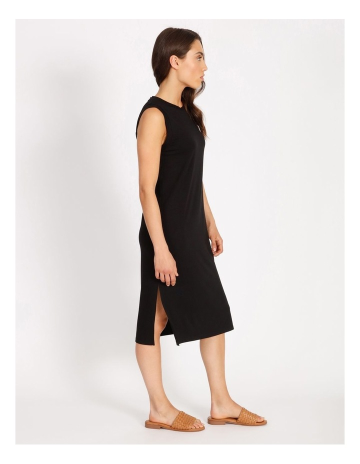 Relaxed Midi Dress image 2