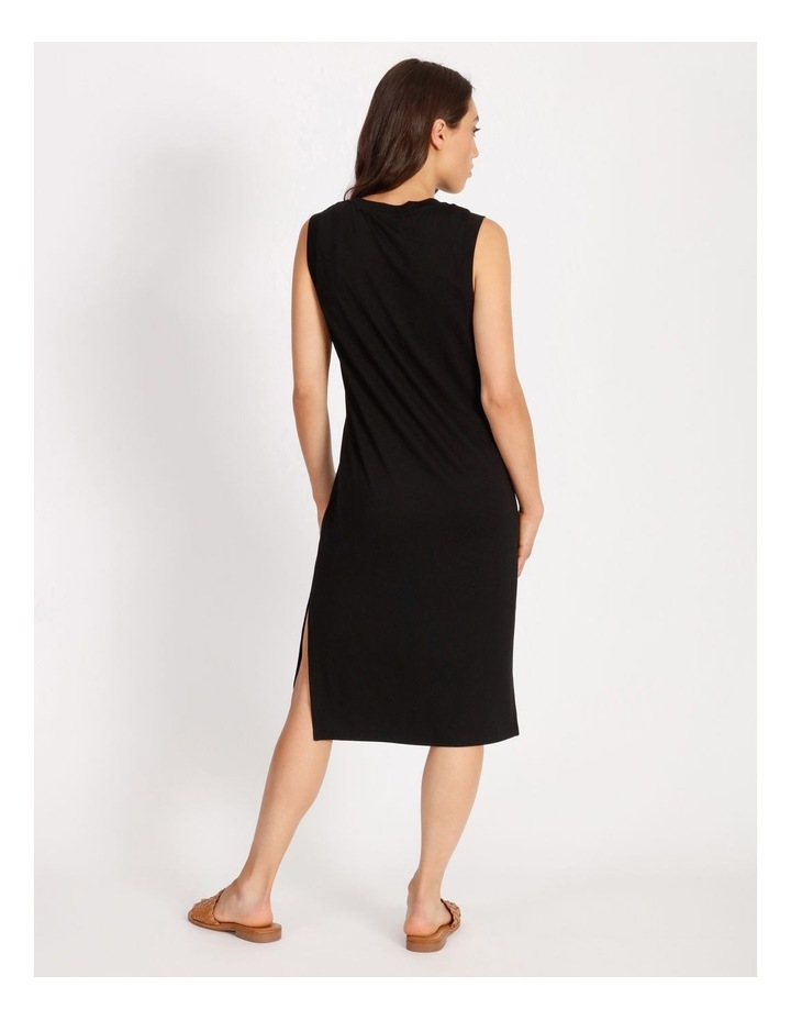 Relaxed Midi Dress image 3