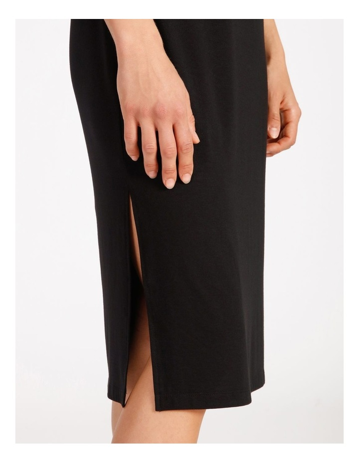 Relaxed Midi Dress image 4