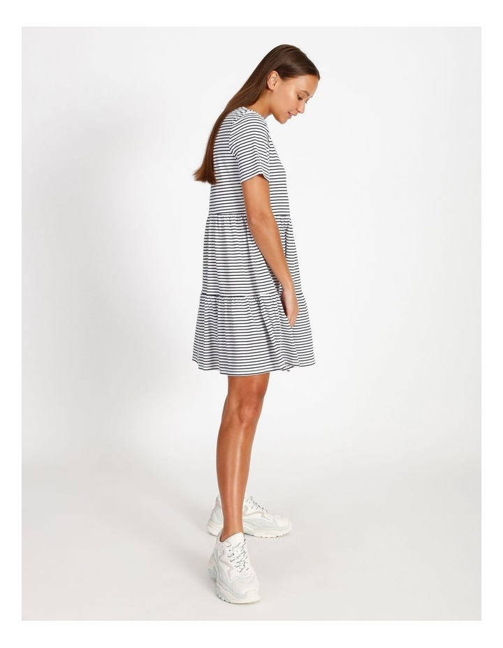 Baby Doll Tiered Tee Dress image 2