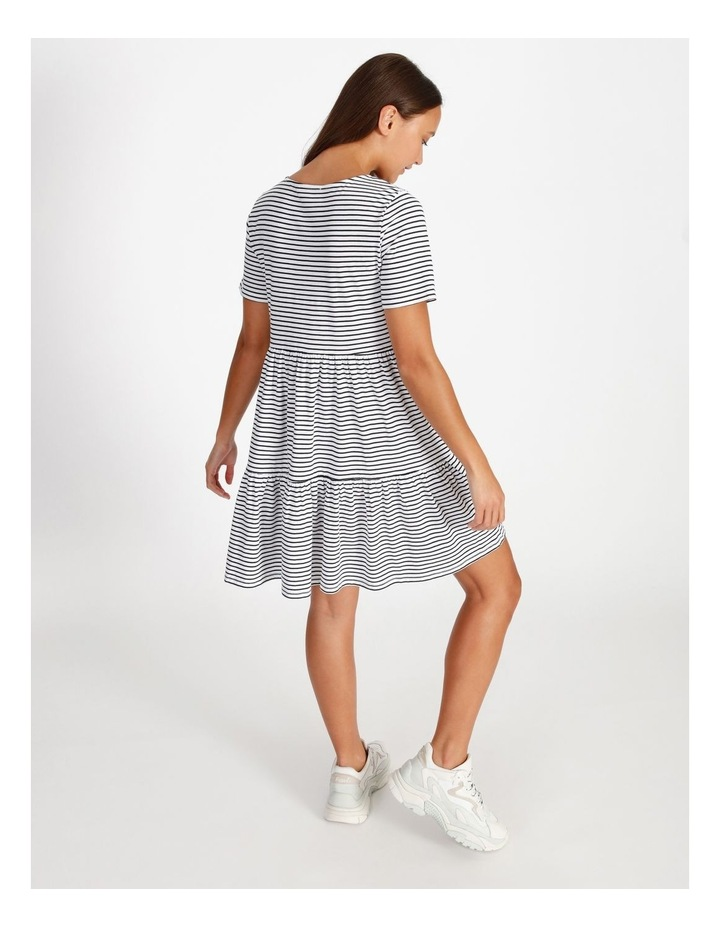 Baby Doll Tiered Tee Dress image 3