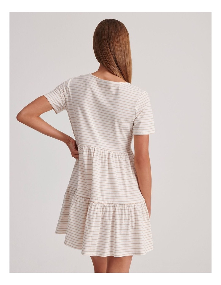Baby Doll Tiered Tee Dress image 4