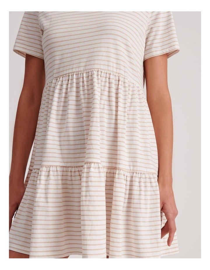 Baby Doll Tiered Tee Dress image 5