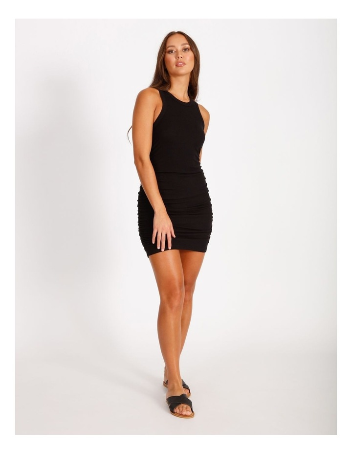 Ruched Mini Dress image 1