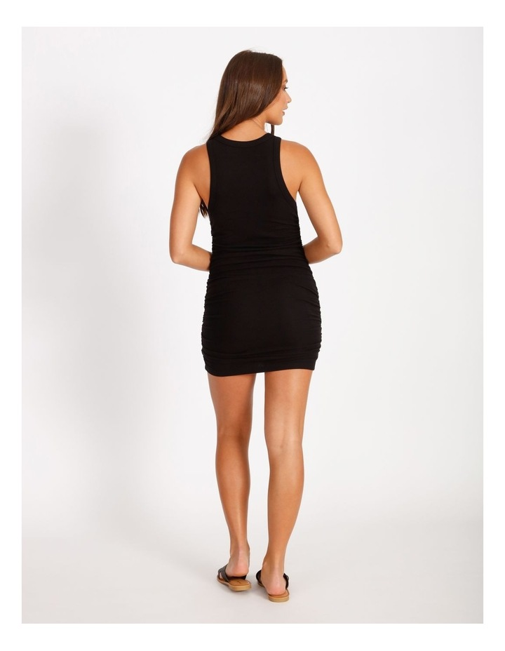 Ruched Mini Dress image 3
