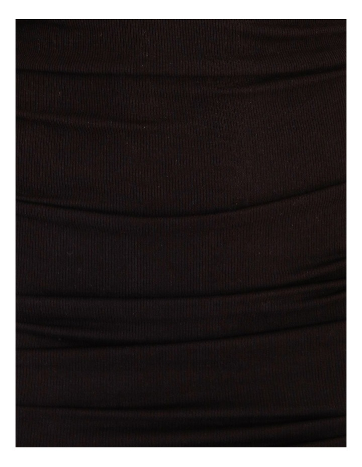 Ruched Mini Dress image 5