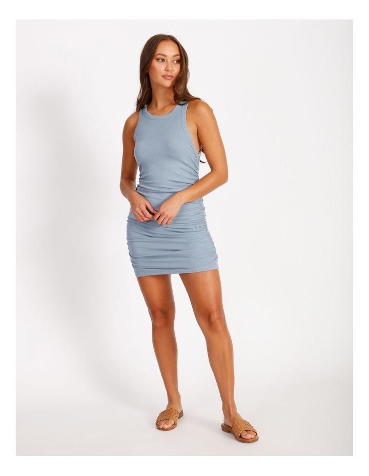 Ruched Mini Dress image 1