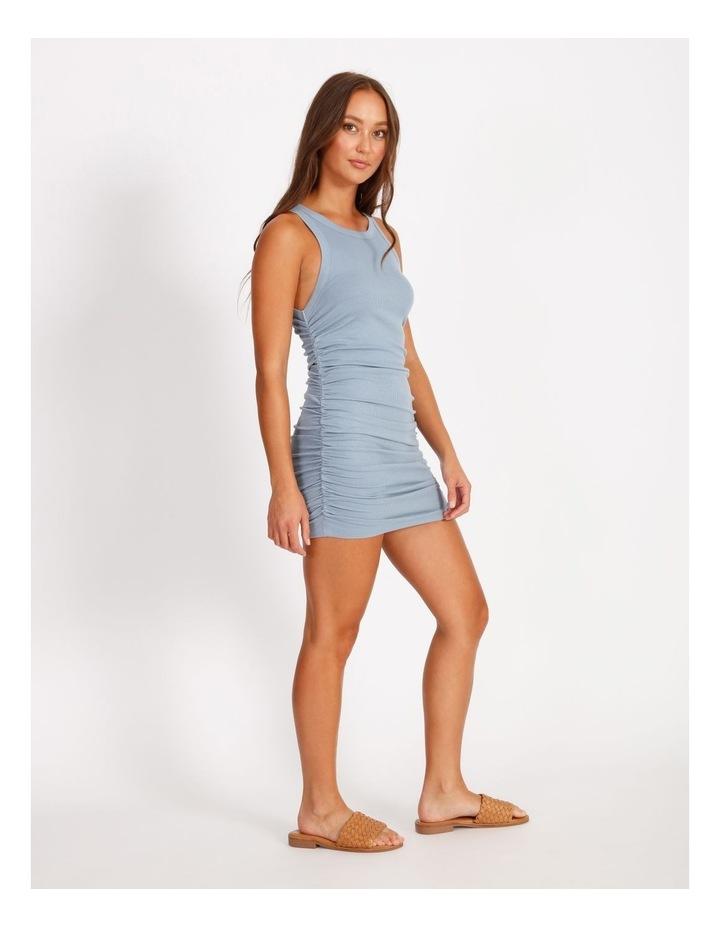 Ruched Mini Dress image 2