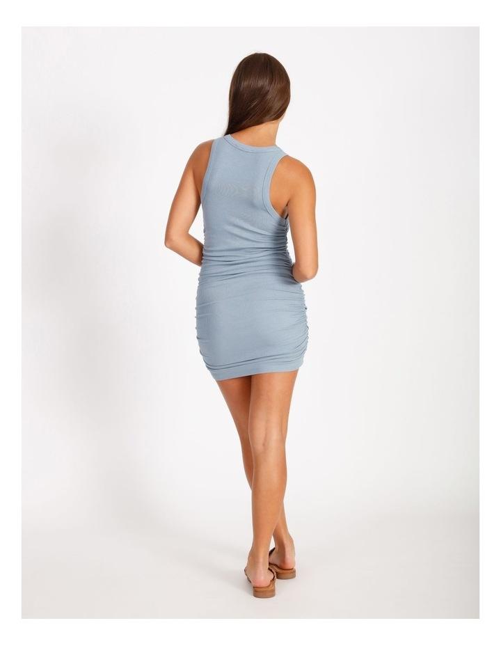 Ruched Mini Dress image 3