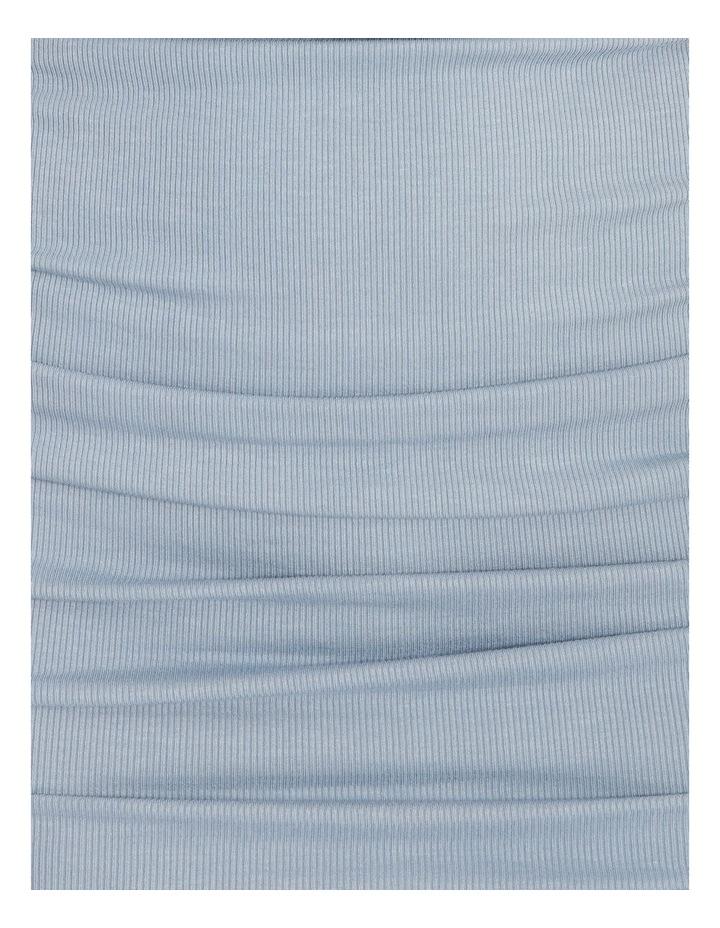 Ruched Mini Dress image 5