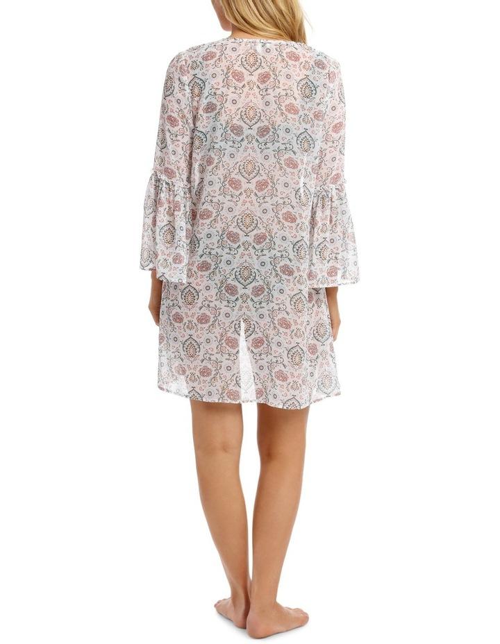 Ruffle Sleeve Kimono image 2