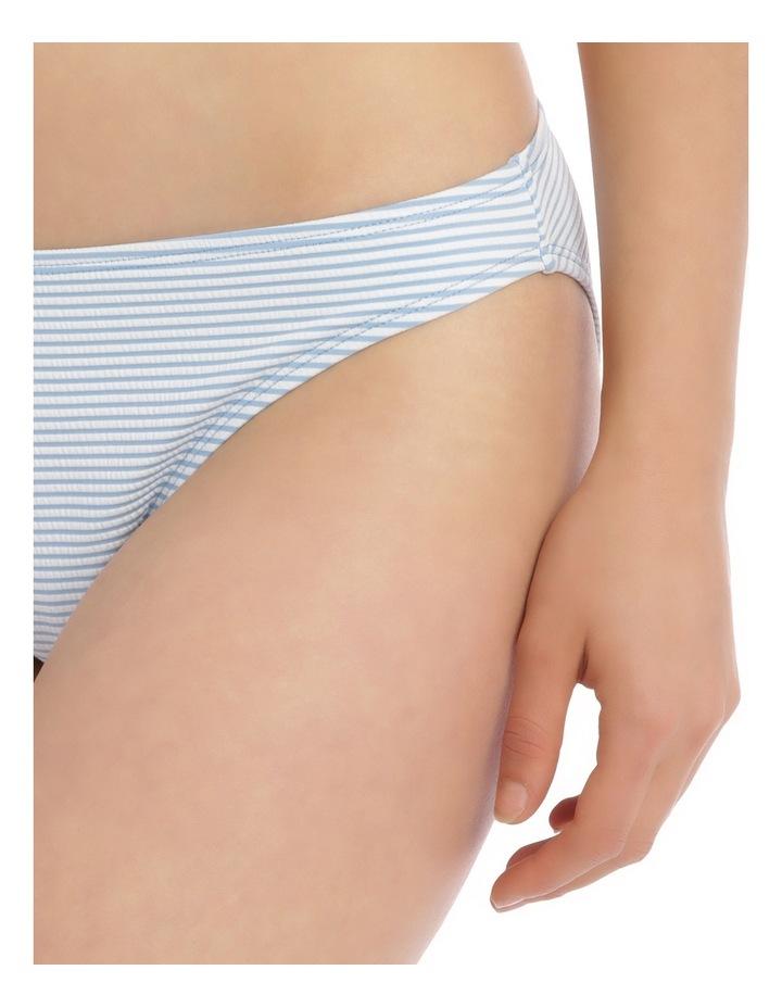 Basic Bottom - Light Blue / White Stripe image 3