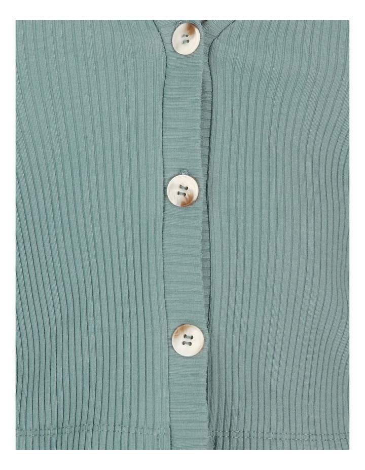 Fitted Crop Cardi image 5