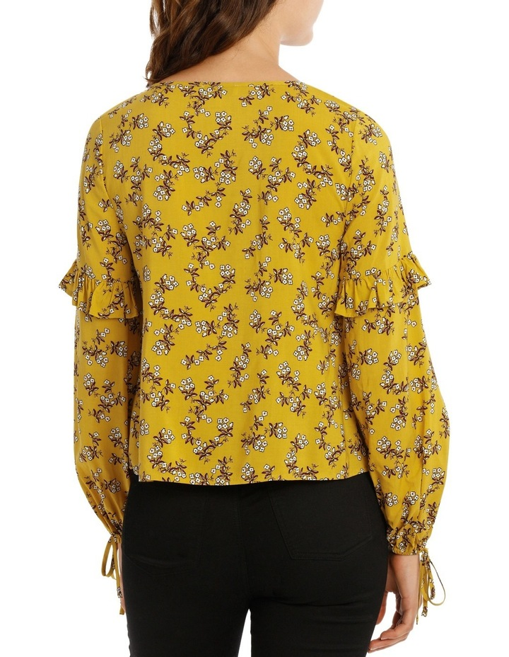 Blousson Sleeve Top image 3