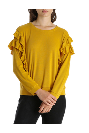 Miss Shop - Oversized Ruffle Top