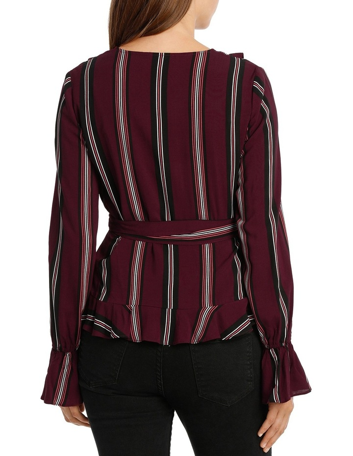 Frill Wrap Top MSCW18209. image 3