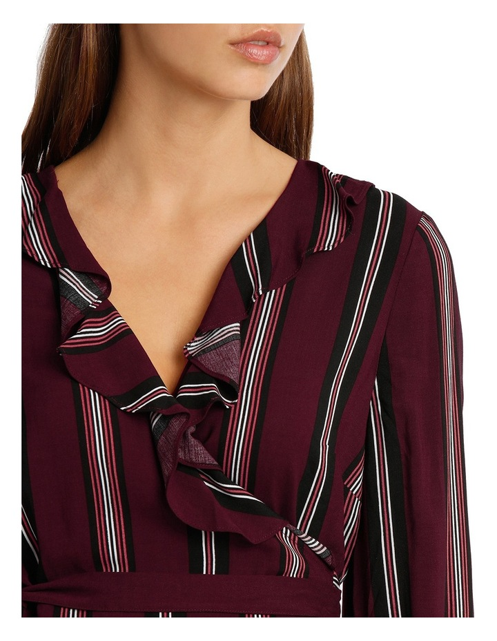 Frill Wrap Top MSCW18209. image 4