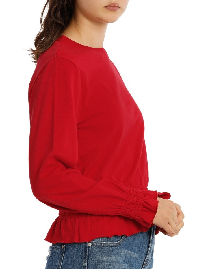 Shirred Top MSCW18235 image 2