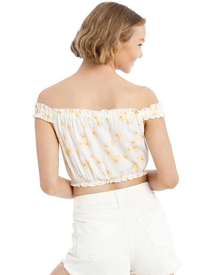 Off The Shoulder Ruffle Top image 3