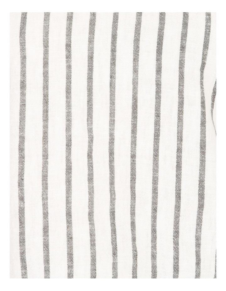Ruffle Sleeve Linen Top image 6