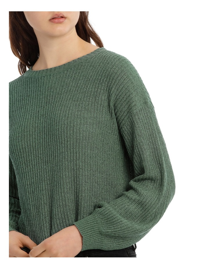 Crop Slouchy Knit image 4