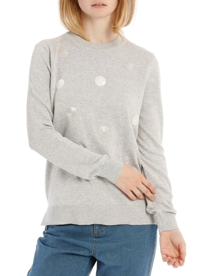 Sequin Knit image 1