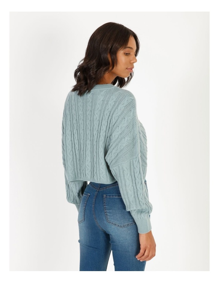 Relaxed Cable Knit image 3
