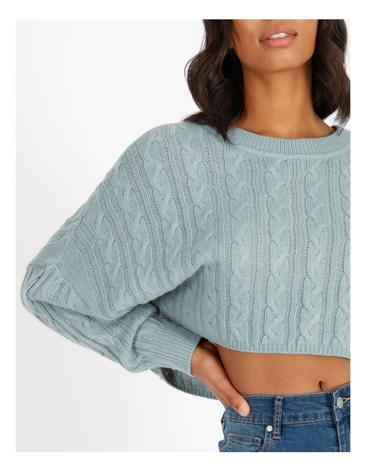 Relaxed Cable Knit image 4
