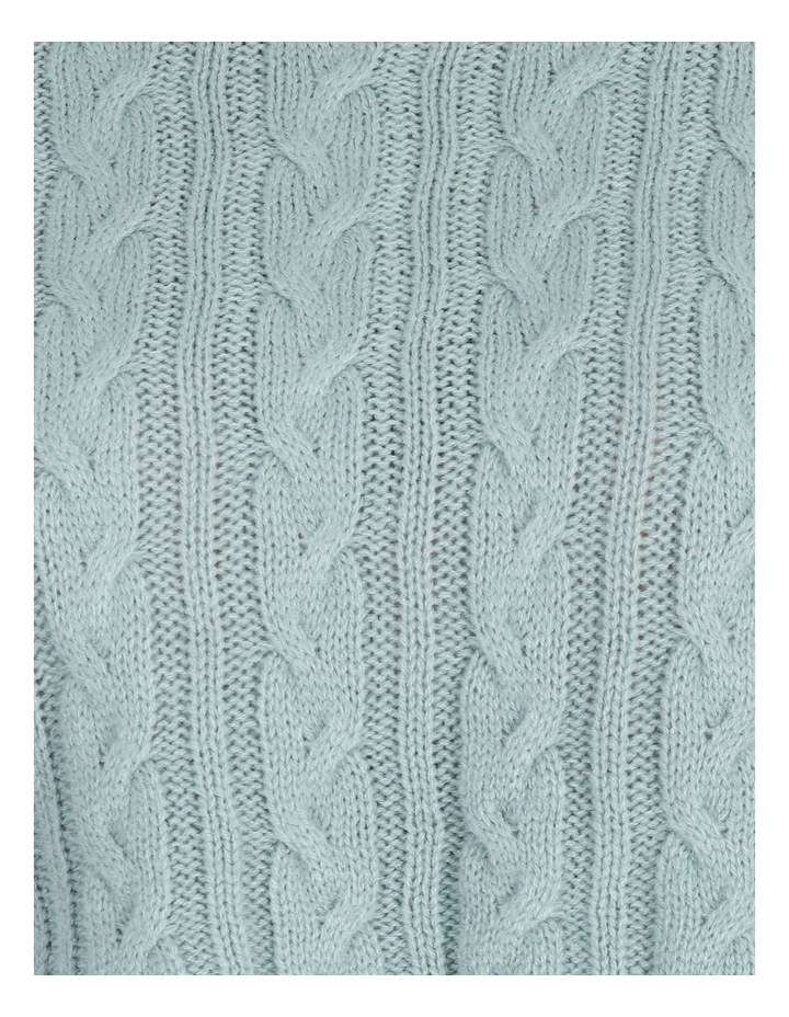 Relaxed Cable Knit image 5