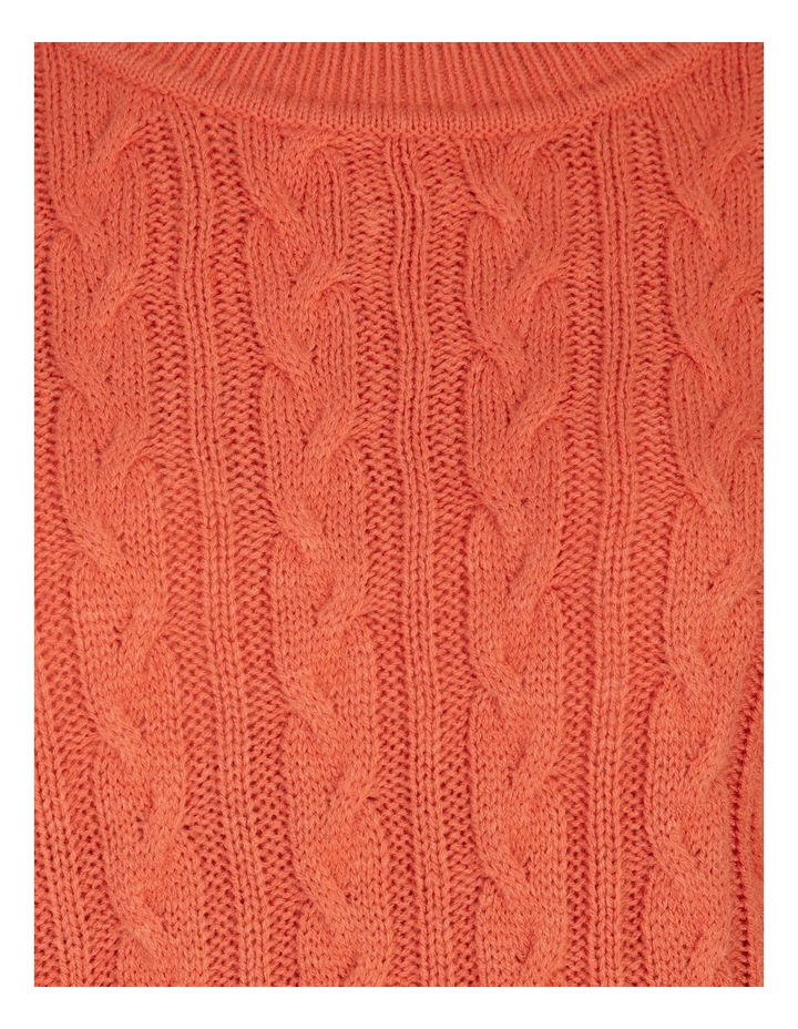 Relaxed Cable Knit image 6