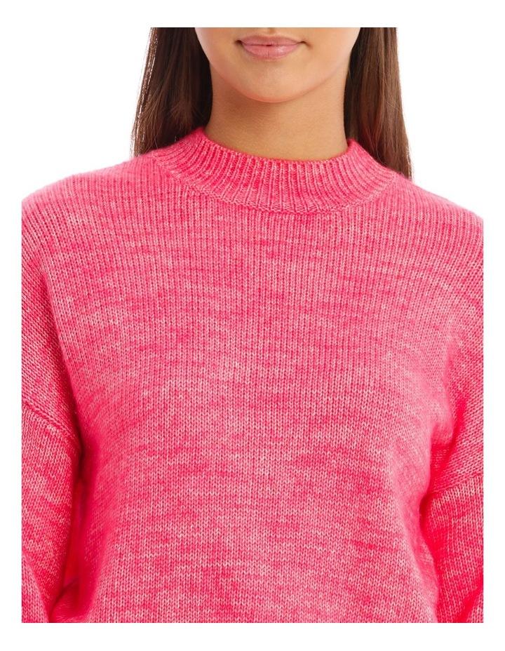 Bright Pop Pink Jumper image 4