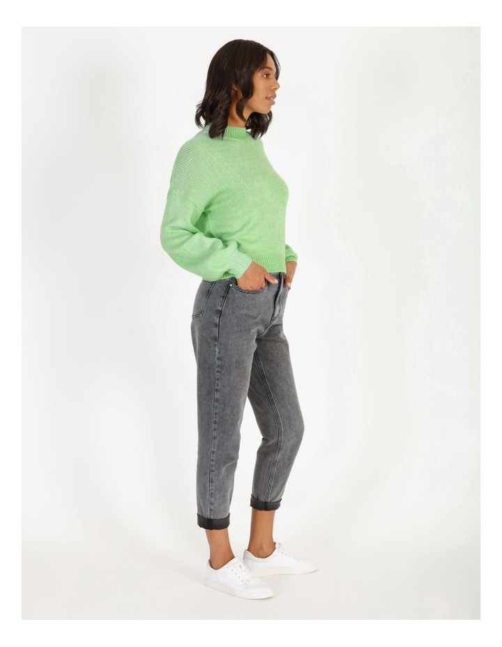 Apple Green Bright Jumper image 2
