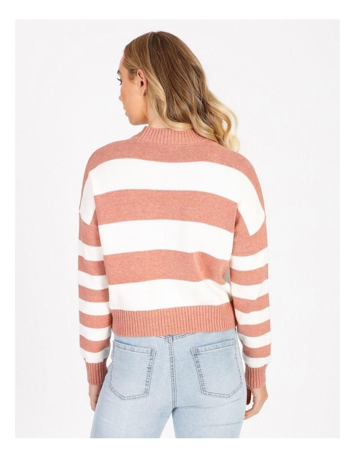 Retro Stripe Knit image 3