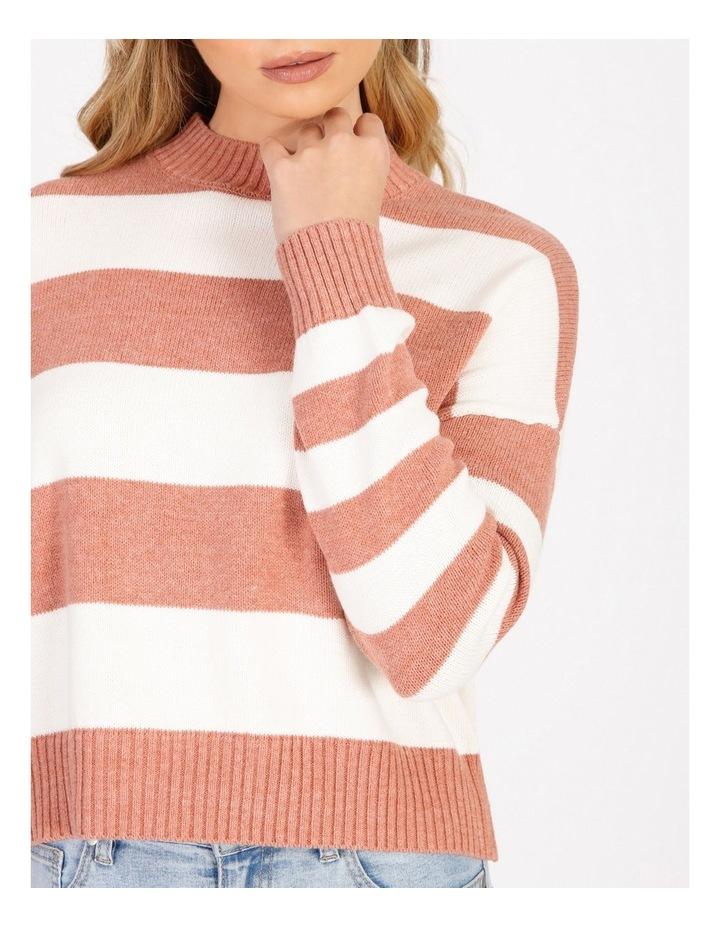 Retro Stripe Knit image 4