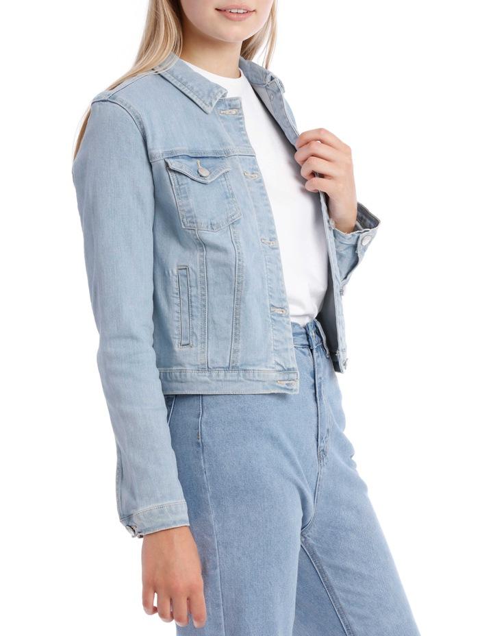 Blue Denim Jacket image 2