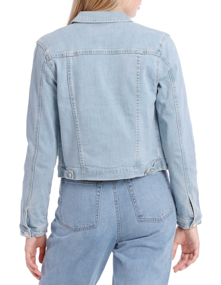Blue Denim Jacket image 3