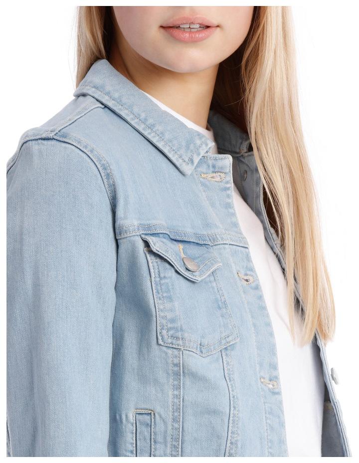 Blue Denim Jacket image 4