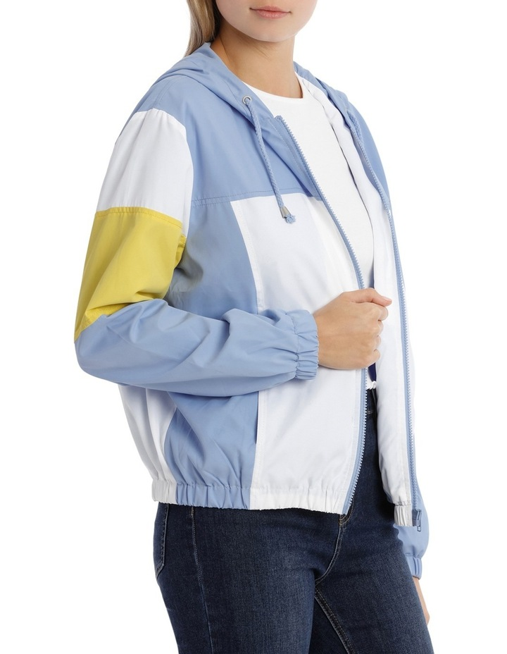 Colour Blocked Spray Jacket image 2