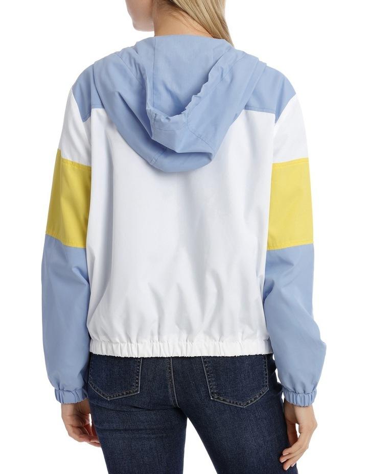 Colour Blocked Spray Jacket image 3