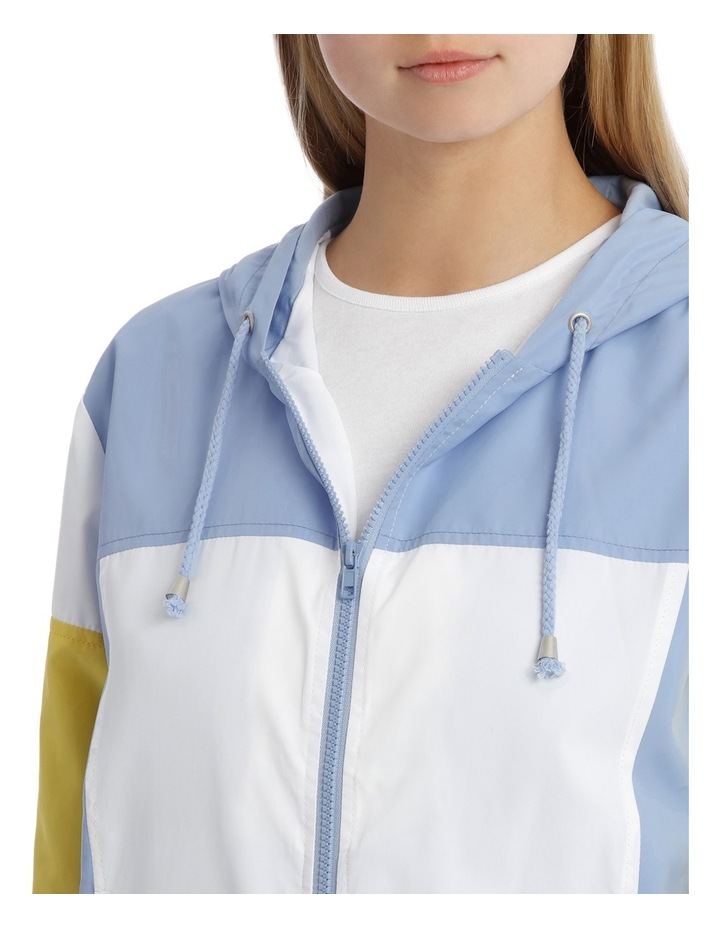 Colour Blocked Spray Jacket image 4