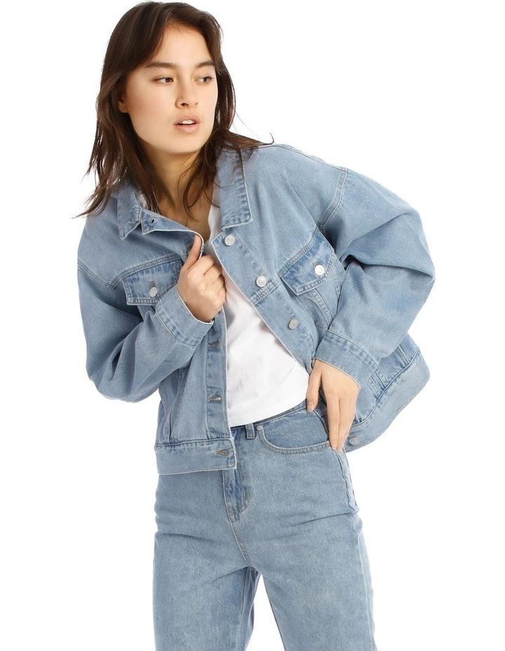 80's Denim Jacket image 1
