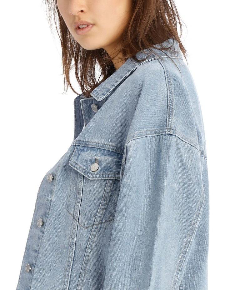 80's Denim Jacket image 4