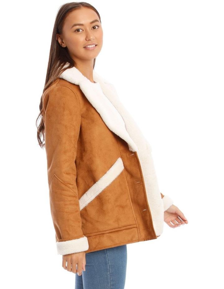 Boho Tan Coat image 2
