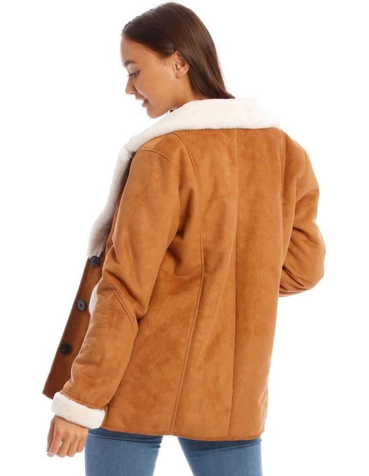 Boho Tan Coat image 3