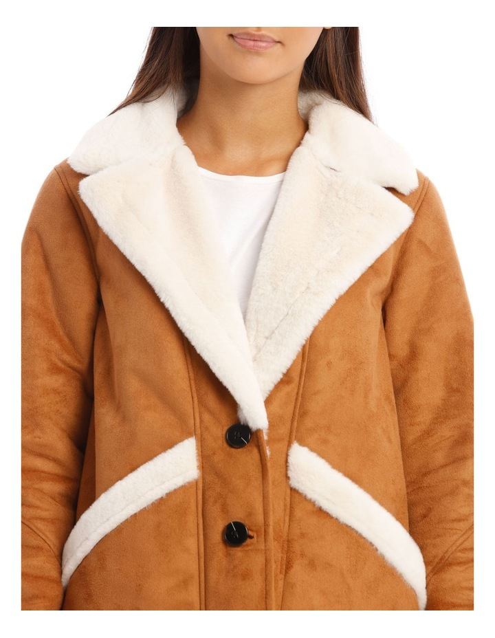 Boho Tan Coat image 4