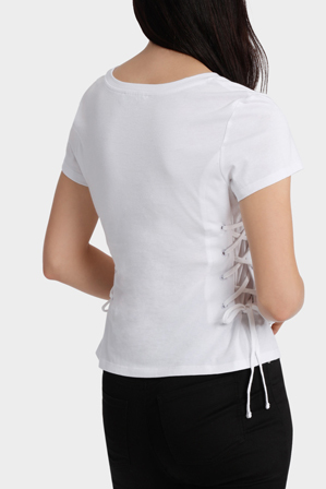 Miss Shop - Must Have Tie Up Tee