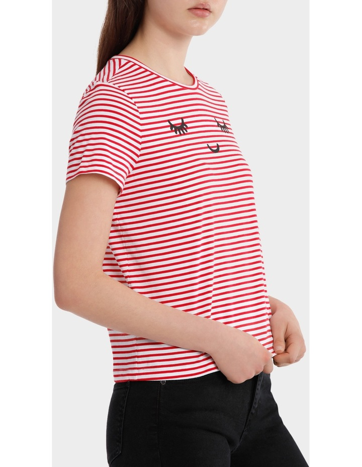 Fitted Chopped Tee (Cute Face) image 2