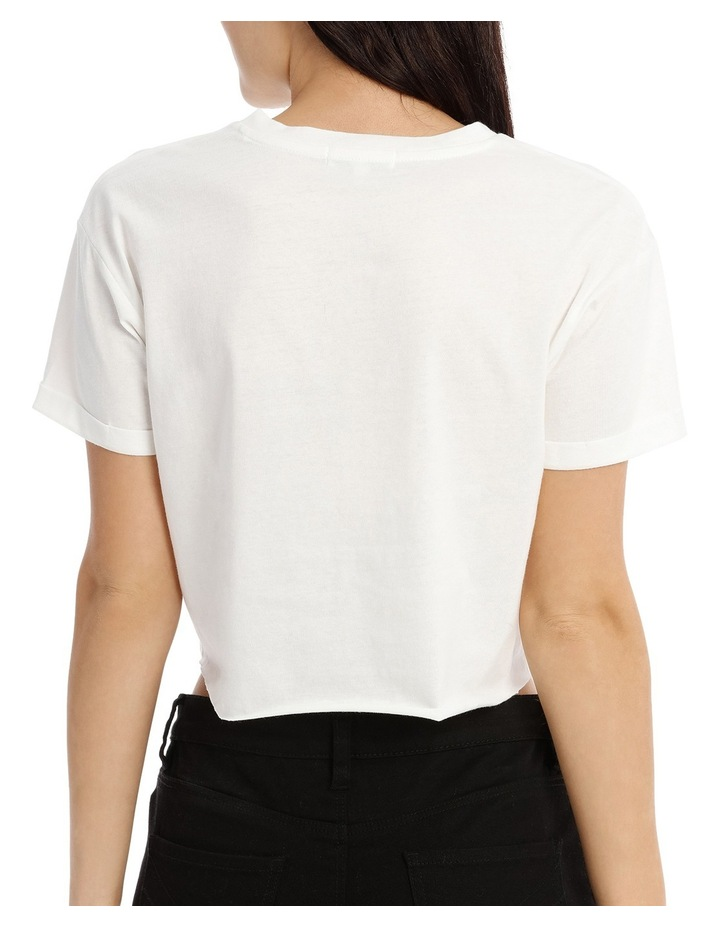 Super Cropped Tee - Wink image 3