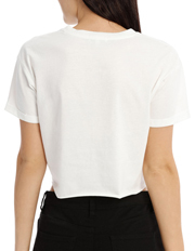 Miss Shop - Super Cropped Tee - Wink