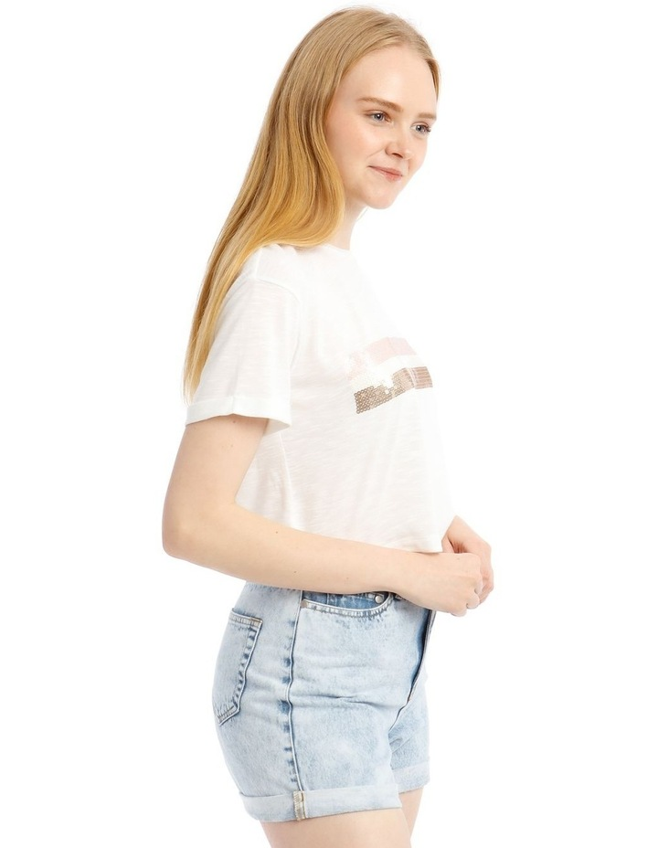 Cropped Tee image 2